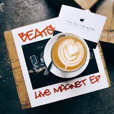 Flat White + Beatsteaks Live Magnet EP #recordstoreday2015. The Coffee Gang Köln.