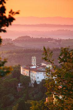 San Miniato Tuscany, Italy, James Appleton Photography