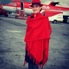 Comissários de Voo na Avianca  #avianca #cabincrew #comissários #fly #Padgram