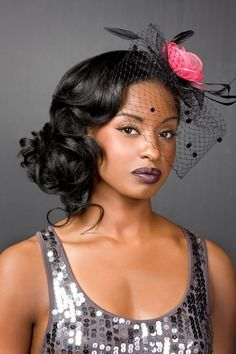 1920s hairstyles for long hair | More on the myLusciousLife blog: www.mylusciouslife.com