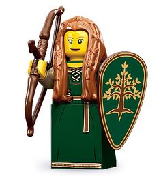 """Forest Maiden -- """"You can seek, but you won't find me!"""" 