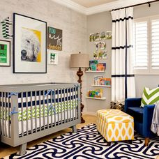 contemporary kids by J & J Design Group, LLC. Oeuf sparrow crib