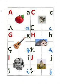 ÁBCKirakó | modernNagyi Calendar, Letters, Teaching, Education, Holiday Decor, Children, Puzzle, Young Children, Boys