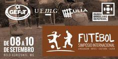 Blog do Sérgio Moura: II Simpósio Internacional Futebol, Linguagem, Arte...
