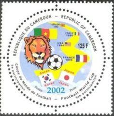 Football World Cup, 2002 Japan-South Korea