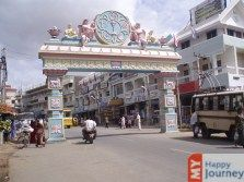 Weekend getways of The holy land of Puttaparthi