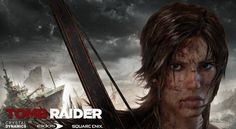 NEW Tomb Raider Trailer!!!! #game #tombraider