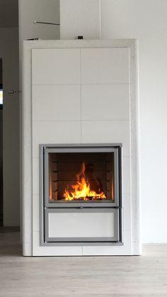 Tulikivi Kalla fireplace