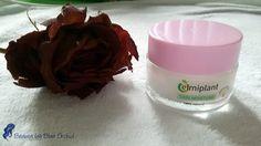 REVIEW - Cremă hidratantă de zi Elmiplant ( Ten uscat / sensibil ) - Beauty by Blue Orchid