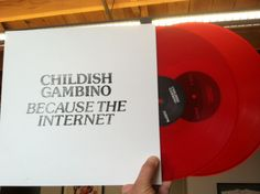 Because The Internet Vinyl limited release :(
