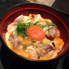 鶏味座(とりみくら) 青山で食べた絶品親子丼♡