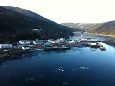 Great Harbour Deep, Newfoundland