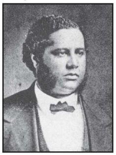 Francis L. Cardozo was sworn in as the Secretary of State in South Carolina (July 9, 1868). He was the first African American to hold a statewide office in the United States. During his tenure he reformed the South Carolina Land Commission, which distributed land to former slaves. He was elected state treasurer in 1872 (and was re-elected in 1874 & 1876 (After it was proven he DID NOT cooperate with corruption, some legislators unsuccessfully tried to impeach Cardozo in 1874).