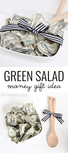 Salad Bowl + Dollar