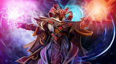 Download Invoker Dota 2 Set Volatile Majesty Loading Screen 1920x1080
