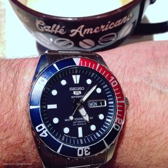 My own Seiko 5 ''Sea Urchin'' SNZF15J1 , made in Japan.