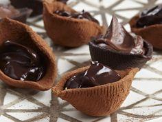 Chocolate Stuffed Shells