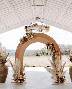 Boho Backdrop, Wedding Backdrop Design, Boho Wedding Decorations, Ceremony Backdrop, Diy Party Rentals, Wedding Rentals, Event Signage, Bridal Bouquet Fall, Wedding Mood Board