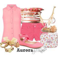 """Aurora"" by disneybychantelle on Polyvore"