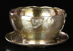TIFFANY AND CO. STERLING BOWL AND PLATE September 13th Estate Sale | Official Kaminski Auctions