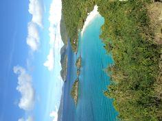 St Johns island, Caribbean