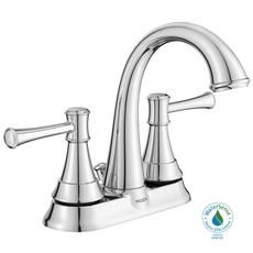 Ashville 2 Handle Bathroom Faucet - Chrome Finish  89.10 in store