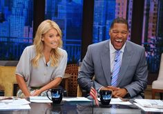 Michael Strahan to Join Good Morning America? - The Hollywood Gossip
