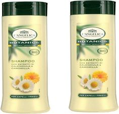 Introducing LAngelica Botanics Fragile Hairs Shampoo with Calendula and Chamomile  250ml  845floz  Pack of 2  Italian Import . Great Product and follow us to get more updates!