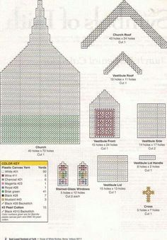 Church perpetual calendar