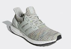 a2e3e3723d48e The adidas Ultra Boost Gets A Clean Ash Silver Colorway  Sneakers Adidas  Ultra Boost Silver