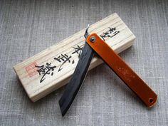 Higonokami, type of folding pocketknife native to Japan