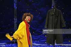 Clown performs during the premiere of Slava's Snowshow at the Centro Cultural Telmex on May 14, 2009 in Mexico City, Mexico.