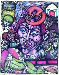 """""""Opium"""" 1967"""