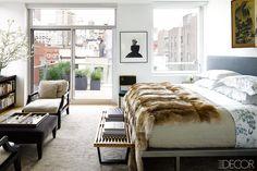 Lisa Pomerantz Manhattan Home - Upper East Side Homes - ELLE DECOR | Photography by Douglas Friedman