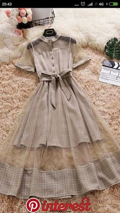 Hermoso So cute. I wanna wear this kind of dress someday while exploring europe Hermoso So cute. I wanna wear this kind of dress someday while exploring europe Mode Outfits, Dress Outfits, Casual Outfits, Fashion Dresses, Stylish Dresses, Elegant Dresses, Casual Dresses, Pretty Outfits, Pretty Dresses