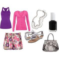 A fun summer outfit :)