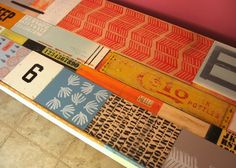 How To Build Your Own Colorful Scrap-Wood Storage Bench How Are Things, Reclaimed Wood Benches, Wood Storage Bench, Build Your Own, Textures Patterns, Paper Cutting, Scrap, Cool Stuff, House Styles