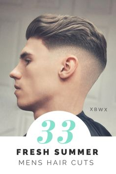 Boom The 33 Freshest Mens Hair Cuts for Summer 2018 Fit For any Festival. We've searched the web and the minds of the Worlds Best Barbers to Bring you this Awesome Summer Updated collection. Check out our gallary screen shot job done ! Undercut Men, Undercut Pompadour, Undercut Hairstyles, Boy Hairstyles, Hairstyle Ideas, Men Haircut 2018, Fade Haircut, Barber Haircuts, Haircuts For Men