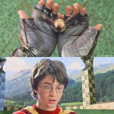 ➙ #PhilosophersStone | 2001 —