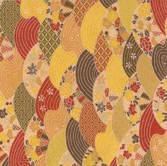 동양 패턴 비늘