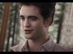 Twilight Movie Scenes, Twilight Videos, Twilight Jokes, Vampire Twilight, Twilight Edward, Twilight Book, Twilight Photos, Edward Cullen Robert Pattinson, Robert Pattinson Twilight