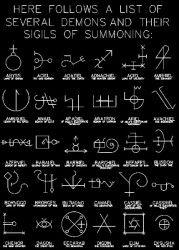 Demon's sigils patches | Depressive Illusions Records Rune Symbols, Symbols And Meanings, Runes, Wicca, Magick, Witchcraft, Demonic Signs, Ancient Demons, Christmas Gifts For Wife