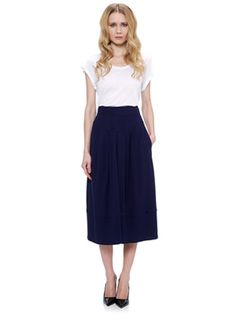 Claudette midi skirt - I just want to wear this skirt every day on my mission, that would be so great.