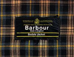 The Bedale Jacket - introduced into the range in 1980