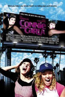 Connie and Carla...with Nia Vardalos and Toni Collette...loved it, and will watch it again and again!!