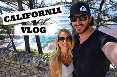 California Vlog // West Coast Tour Part I