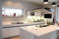 Offene Küche mit SieMatic Mölln - Küchen und Parkettwelt