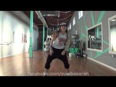 ▶ Dance Fitness with Sarah Placencia - Turn Down For What - YouTube
