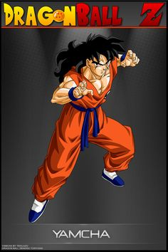 Dragon Ball Z - Yamcha by DBCProject