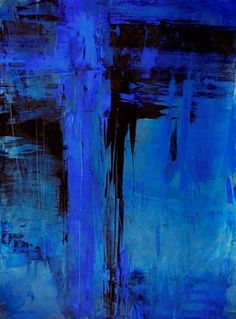 Abstract painting .    ....YVONNE DUVAL .....  Saatchi on line artist from Cambria .... California